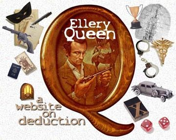 Ellery Queen, a website on deduction