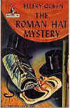 The Roman Hat Mystery - Pocket Books Nr.77  13de druk augustus 1947