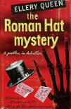 The Roman Hat Mystery - stofkaft Tower Books,1946
