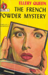 The French Powder Mystery - cover Pocket Books
