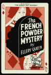 The French Powder Mystery - Dustcover Stokes, 1930