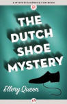 The Dutch Shoe Mystery - cover eBook edition MysteriousPress.com/Open Road (February 5, 2013)
