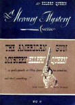 The American Gun Mystery - cover Mercury Mysteries #164 or #42