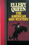 The American Gun Mystery - cover Large Print Library