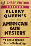 The American Gun Mystery - cover