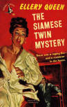 The Siamese Twin Mystery - cover
