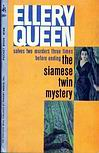 The Siamese Twin Mystery - cover 1962