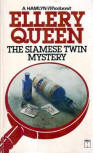 The Siamese Twin Mystery -  cover Hamlyn