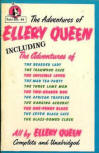 The Adventures of Ellery Queen - cover Pocket Book, #99, 1947
