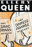 The Chinese Orange Mystery - Grosset & Dunlap - 1934
