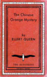 The Chinese Orange Mystery - cover international edition in English, The Albatross