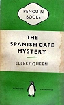 The Spanish Cape Mystery - cover Penguin Books