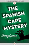 The Spanish Cape Mystery - cover eBook edition MysteriousPress.com/Open Road, February 5, 2013
