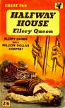 Halfway House - cover Great Pan paperback, 1959