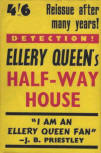 Half-way House - cover Victor Gollancz, Seventh impression April 1950