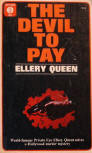 The Devil to Pay - cover paperback edition, Mayflower-Dell, 1966