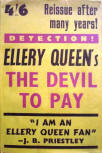 The Devil to Pay - cover Victor Gollancz, 1951