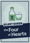The Four of Hearts - cover eBook, JABberwocky Literary Agency, Inc, Feb 15. 2017
