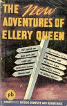 The New Adventures of Ellery Queen - cover (slight variation)