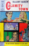 Calamity Town - cover Pocket Books