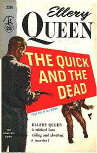 The Quick and the Dead - Pocket Books kaft