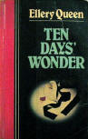 Ten Day's Wonder - softcover Large Print edition,1976