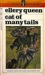 Cat of Many Tails - kaft