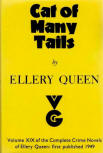 Cat of Many Tails - cover Gollancz London