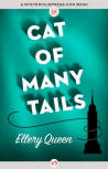 Cat of Many Tails - kaft eBook uitgave MysteriousPress.com/Open Road (5 februari 2013)