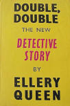 Double, Double - kaft Victor Gollancz Ltd, London, 1950, eerste druk