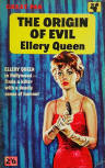 The Origin of Evil - kaft Pan books PAN G517, 1961