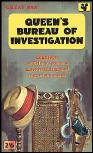 Queens Bureau of Investigation - cover Pan Books PAN G484, 1961