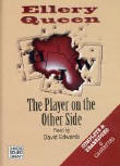 The Player on the Other Side - kaft audio uitgave Chivers Audio Books.  Duur: 8 uur 13 minuten. Gelezen door David Edwards.