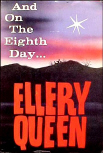 An On the Eighth Day - dustcover, Random House, 1964 first edition
