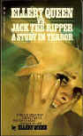 A Study in Terror - cover Lancer Paperback,1969