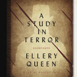 A Study in Terror - cover audiobook Blackstone Audio, Inc., read by Robert Fass, Augustus 1. 2014