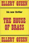 The House of Brass - cover UK edition, 1968