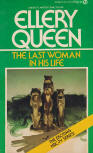 The Last Woman in his Life - cover Signet