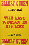 The Last Woman in his Life - cover Gollancz edition