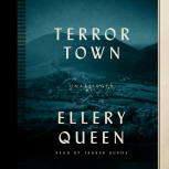Terror Town - cover audiobook Blackstone Audio, Inc., read by Traber Burns, January 2016
