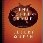 The Copper Frame - kaft audioboek Blackstone Audio, Inc., voorgelezen door Mark Peckham, December 1. 2014