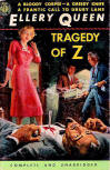 The Tragedy of Z - cover publ. Avon 1952