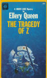 The Tragedy of Z - cover edition PBK Mayflower 1966
