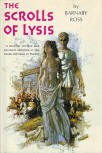 The Scrolls of Lysis - Dustcover Trident Press, New York, 1962