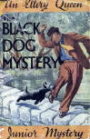 The Black Dog Mystery - dustcover Collins, London and Glasgow, 1948