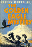 The Golden Eagle Mystery - Kaft Collins, 1943