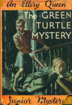The Green Turtle Mystery - Stofkaft Collins, London, 1948