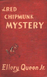 The Red Chipmunk Mystery - cover