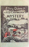 The Red Chipmunk Mystery - hardcover J. P. Lippincott Co, 1946