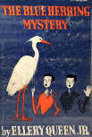 The Blue Herring Mystery - stofkaft Little and Brown, 1954